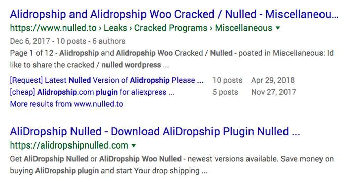 More Alidropship Woo Nulled Plugin Search Research Examples